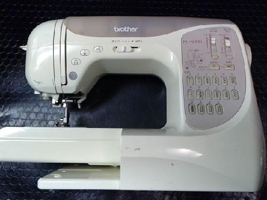 ブラザーミシン画像PC-6000