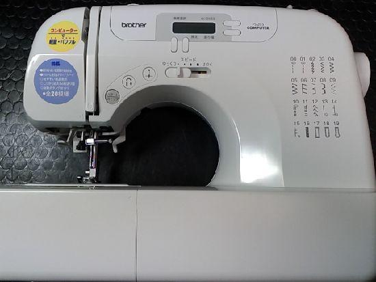 ブラザーミシンの画像PS205