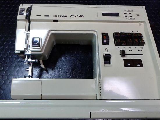 リッカーミシンマイティ40の画像