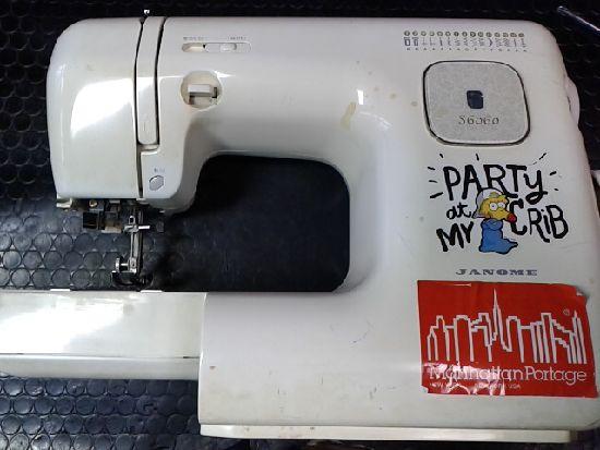 ジャノメミシンS6060の画像