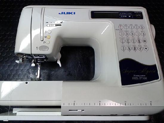 JUKIミシンの画像HZL-T7500