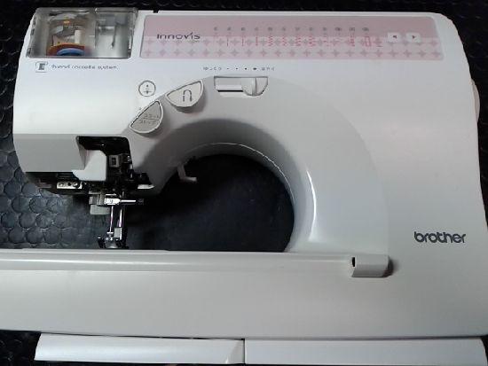 ブラザーミシンCPS01の画像