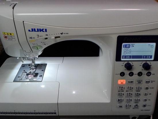 JUKIミシンHZL-F600JP