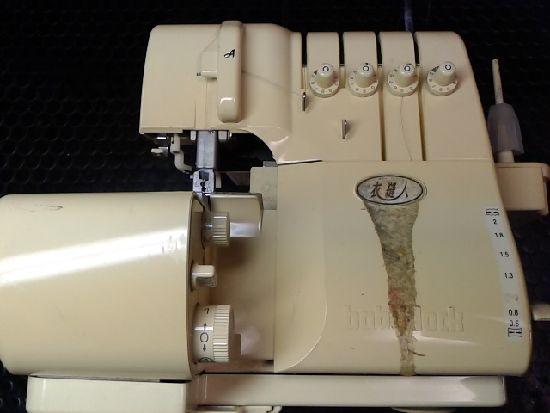ジューキベビーロックミシン衣縫人の画像