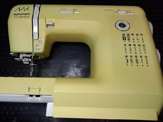 ジャノメミシンKM2002の画像