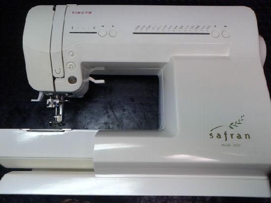 シンガーSAFRAN3600のミシン画像
