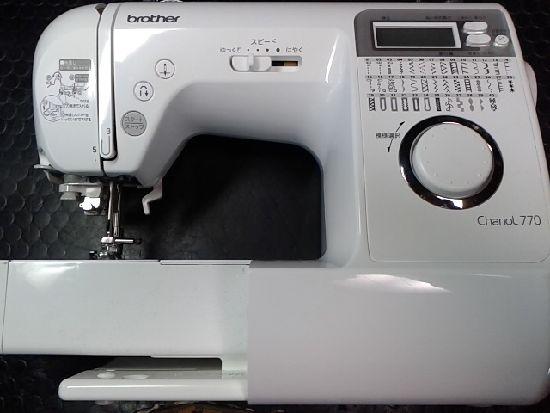ブラザーミシンCPV0501の画像