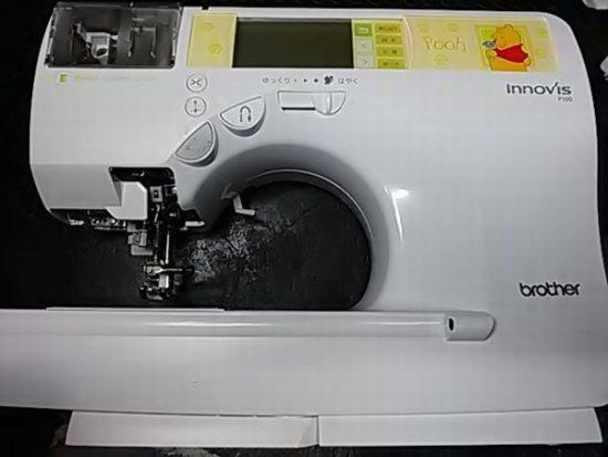 ブラザーミシンInnovis P100の画像