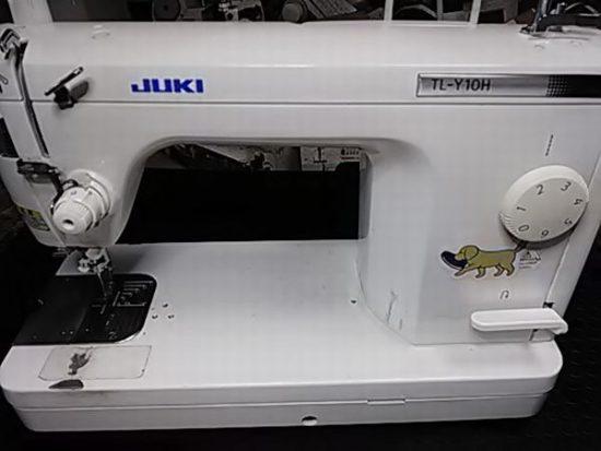 JUKI職業用ミシンTL-Y10Hの画像