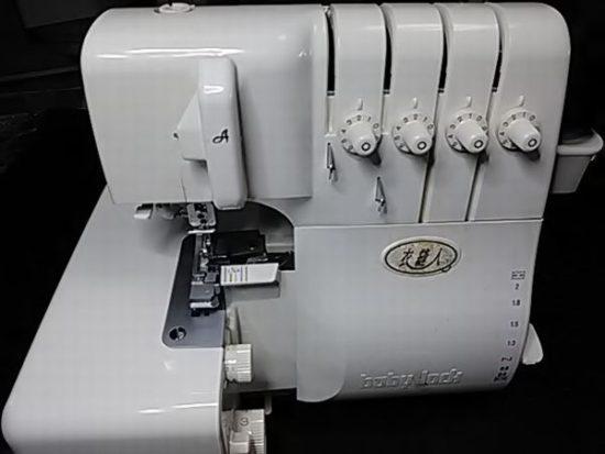 ベビーロック衣縫人BL55の画像