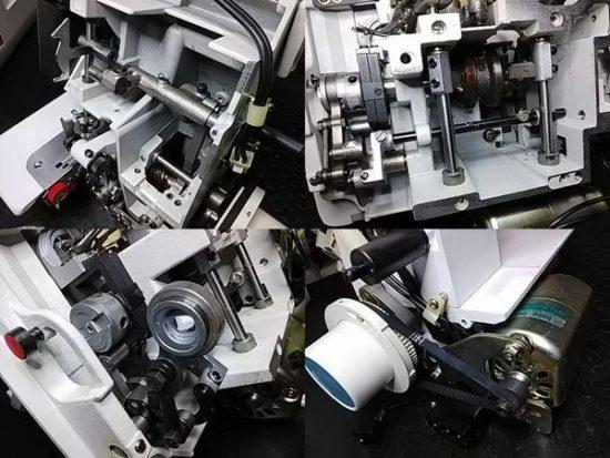 ベビーロックプロラインのミシン修理分解画像