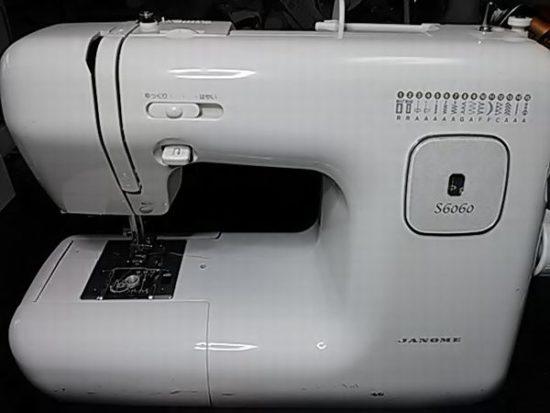 ジャノメS6060の画像
