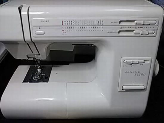 ジャノメミシンS6300の画像