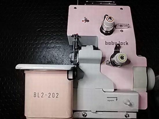 ベビーロックBL2-202の画像