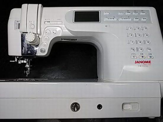 JANOMEミシンCK1100の画像