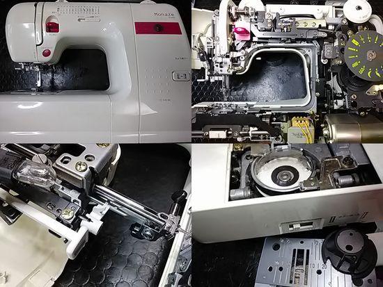ジャノメモナーゼE2000の分解メンテナンス修理